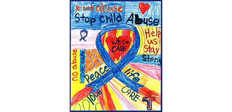 Abused Children Carry Trauma In Their >> Prevention Child Advocacy Services